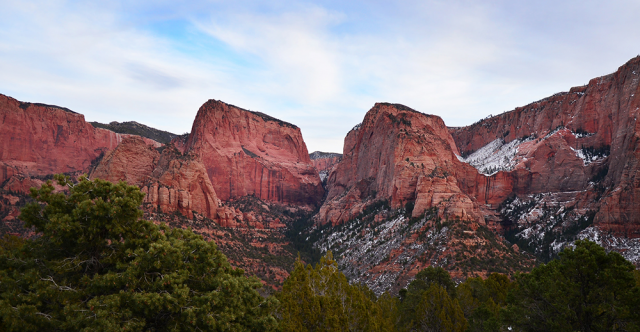 A View From Your Seat: National Parks