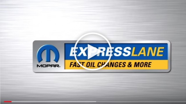 Mopar Express Lane Service